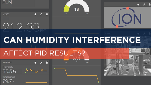 Can Humidity Interference Affect PID Results?