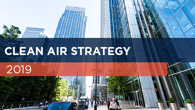 Clean Air Strategy 2019