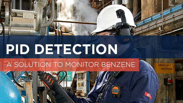 PID Detection: An Ideal Solution to Monitor Benzene