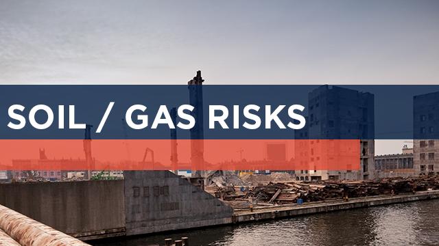 Soil/Gas Risks