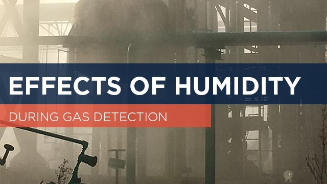 The Effects of Humidity During Gas Detection